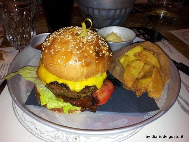 Foto Dolce Cheeseburger