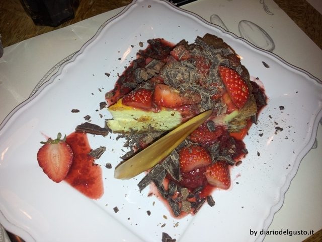 Foto Dolce Cheesecake
