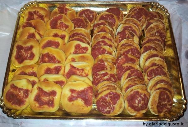 Forno Pietro Roscioli Foto Pizzette rosse