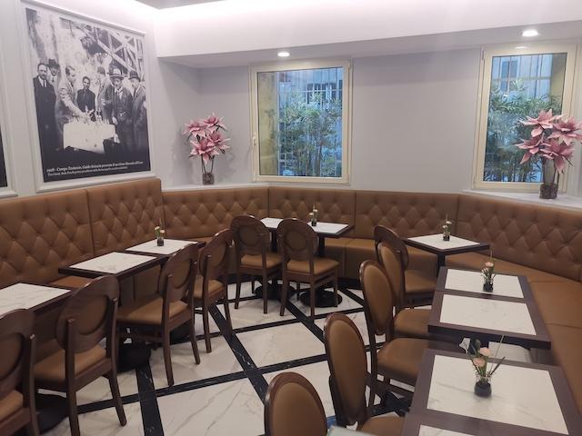 Foto Sala Interna Sciascia Caffè Mazzini