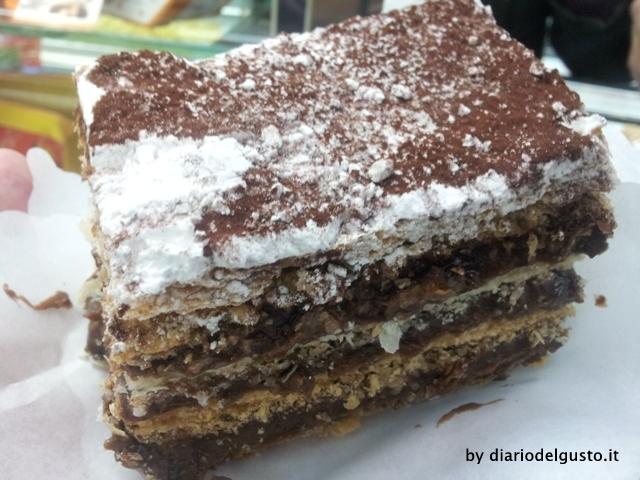 Foto Regoli Millefoglie al cioccolato